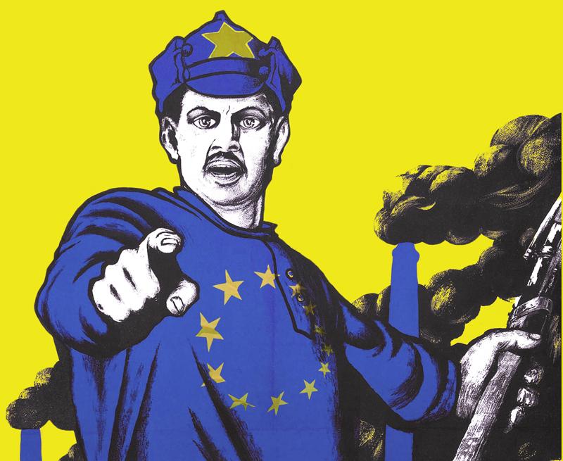 UE : résiste, prouve que tu existes !