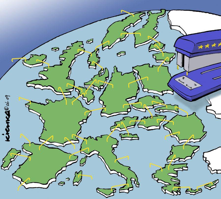 Jusqu'où va l'Europe ?