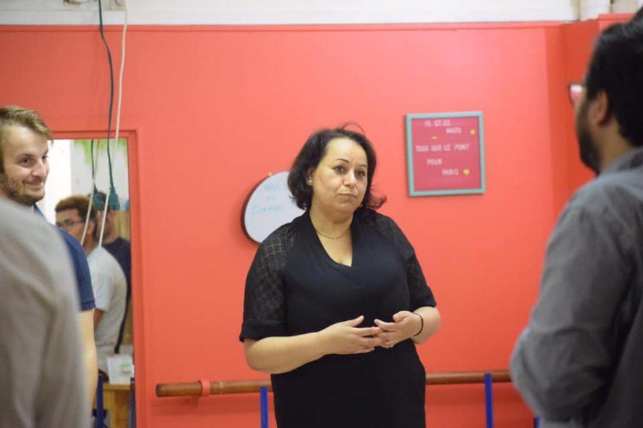 Fatima Yadani, nouvelle Directrice des recherches du GSU