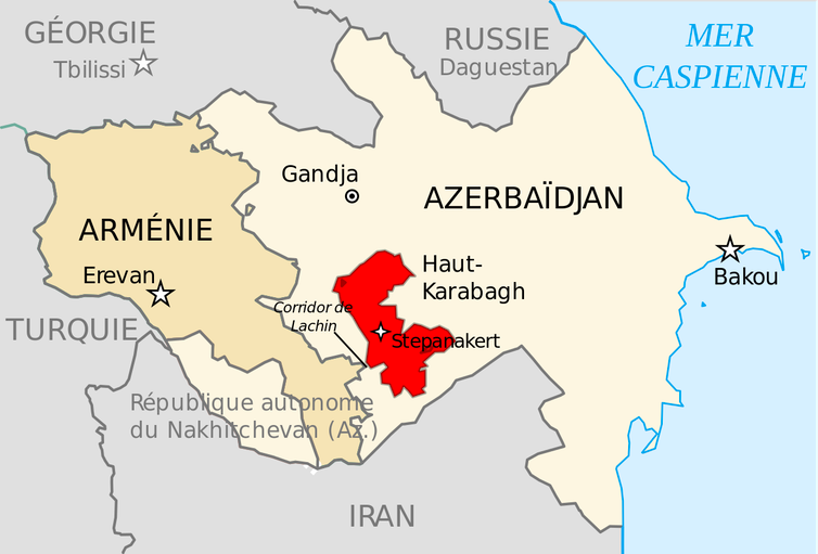 Nagorno Karabagh: enough is enough !