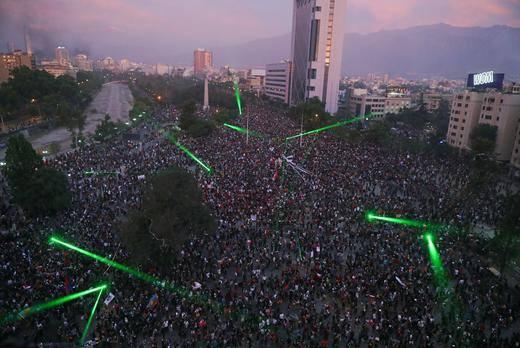 El plebiscito en Chile: la ruptura final con la dictadura permite una revolución política y social