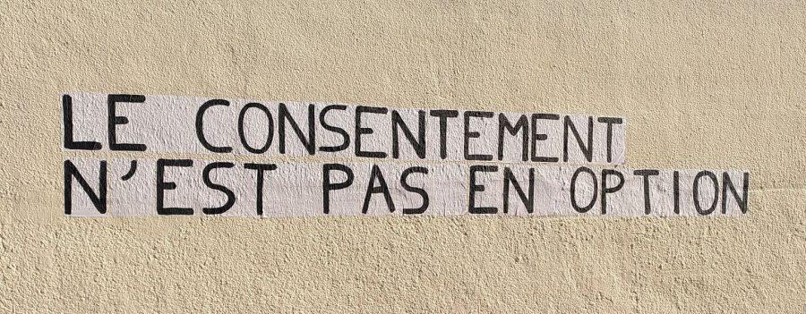 Enquête sur le consentement