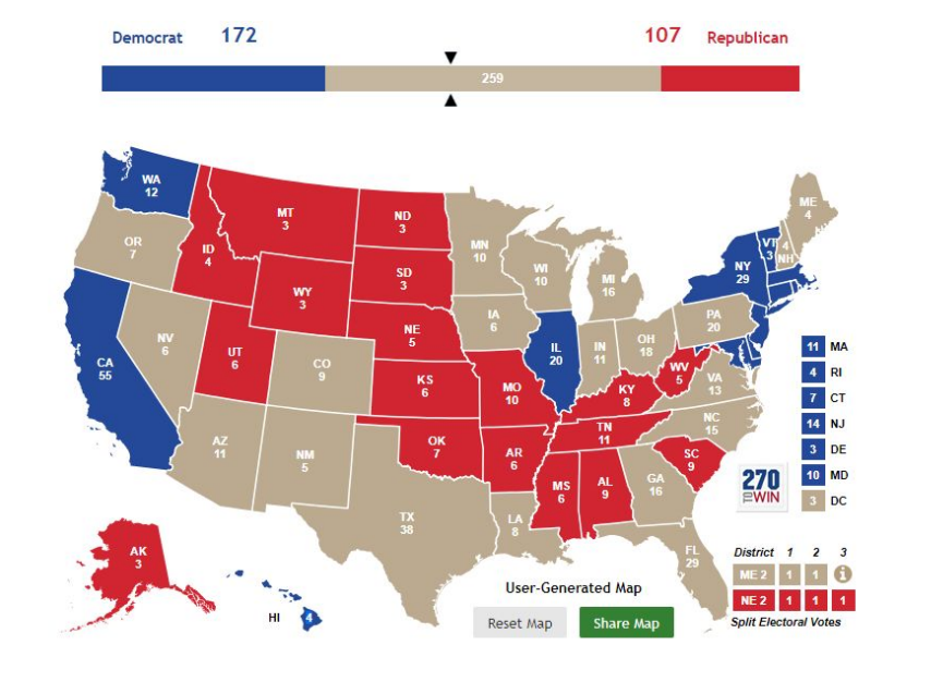 Une élection hors norme : fonctionnement et enjeux de l'élection présidentielle américaine