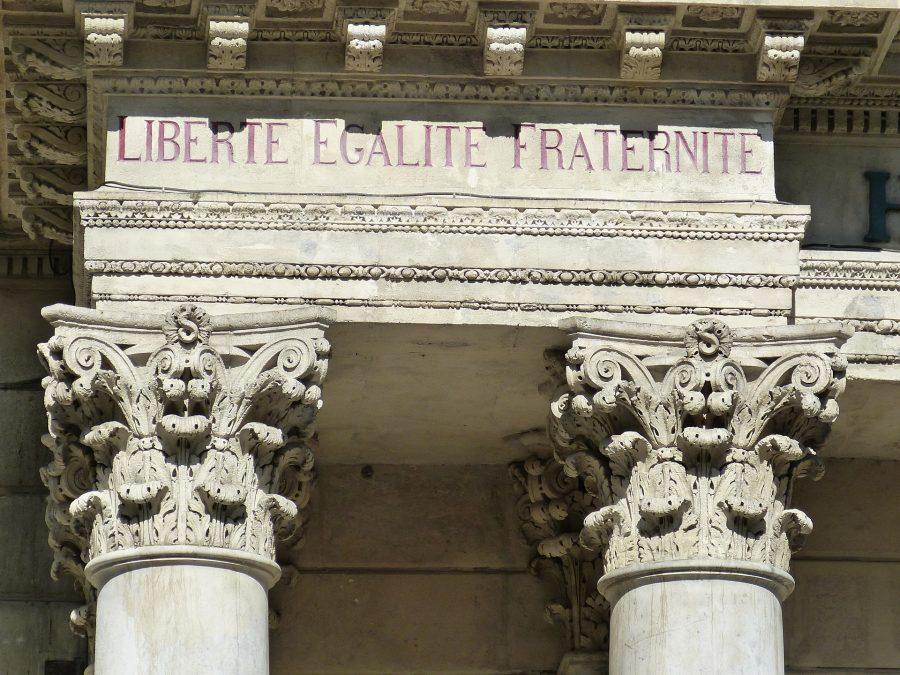 """""""Liberté, Égalité, Fraternité, Laïcité"""", ou l'apprentissage des valeurs de la République à l'école."""